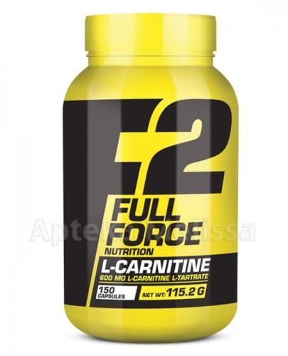 SCITEC F2 FULL FORCE NUTRITION L-CARNITINE - 150 kaps.