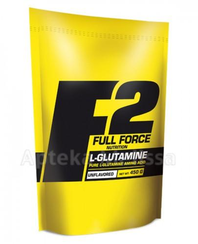 SCITEC F2 FULL FORCE NUTRITION L-Glutamine - 450g - Apteka internetowa Melissa