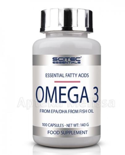 SCITEC Omega 3 100 kaps