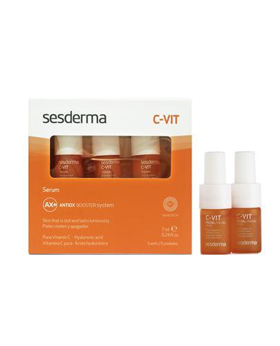 SESDERMA C-VIT Intensywne serum - 5 amp. - Apteka internetowa Melissa