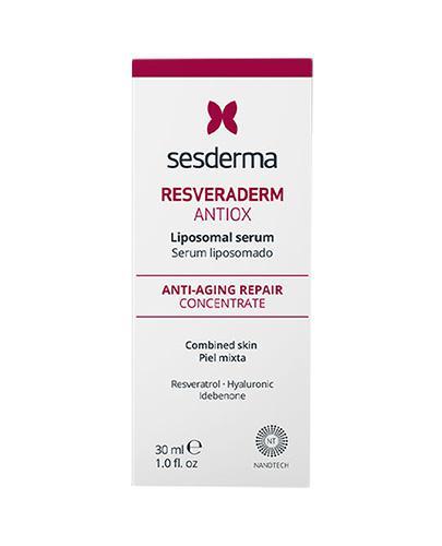 SESDERMA RESVERADERM ANTIOX Serum - 30 ml - Apteka internetowa Melissa