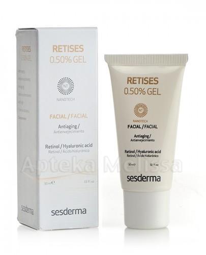 SESDERMA RETISES Żel 0,5% - 30 ml - Apteka internetowa Melissa