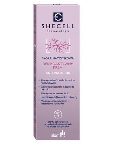 SHECELL DERMATOLOGIC Dermoaktywny krem do skóry naczynkowej - 40ml - cena, opinie, stosowanie - Drogeria Melissa