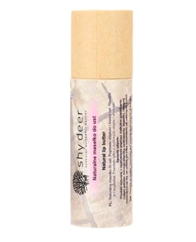 Shy Deer Naturalne masełko do ust - 12 ml - cena, opinie, właściwości