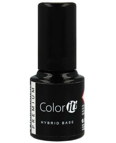 Silcare Color Premium Hybrid Base Gel - 6 g - cena, opinie, stosowanie