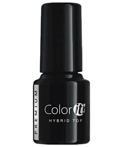 Silcare Color Premium Hybrid Top - 6 g - cena, opinie, właściwości