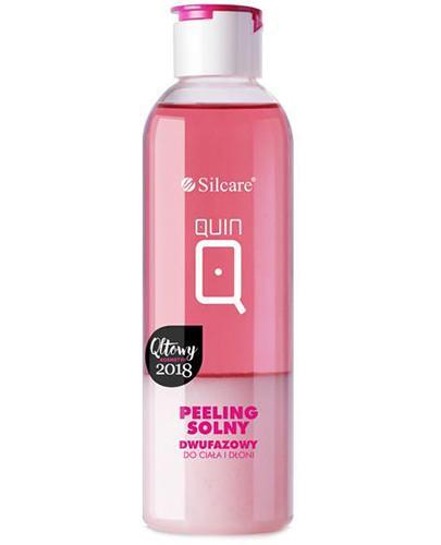 Silcare Peeling solny dwufazowy do ciała i dłoni - 200 ml - cena, opinie, właściwości - Apteka internetowa Melissa