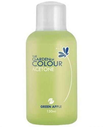 Silcare The Garden of Colour Aceton Green Apple - 150 ml - cena, opinie, stosowanie
