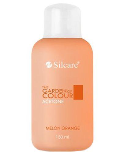 Silcare The Garden of Colour Aceton Melon Orange - 150 ml - cena, opinie, wskazania