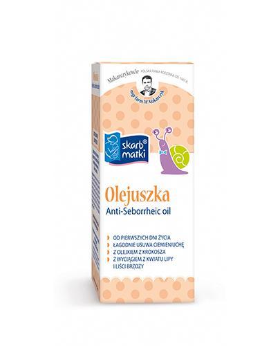 SKARB MATKI Olejuszka na ciemieniuszkę - 30 ml - Apteka internetowa Melissa