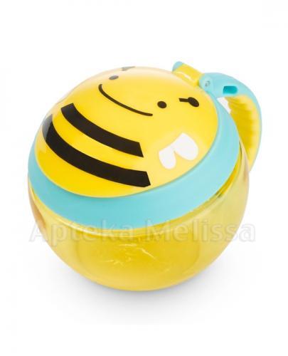 SKIP HOP Kubek niewysypek pszczoła - 1 szt.