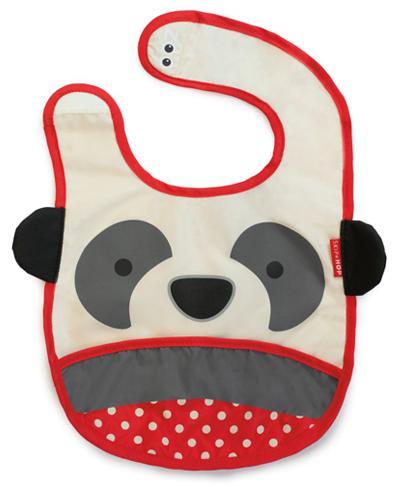 SKIP HOP Śliniak Zoo Panda - 1 szt. - Apteka internetowa Melissa