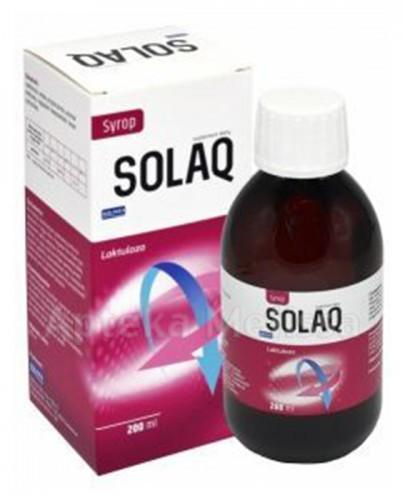 SOLAQ Syrop - 200 ml - Apteka internetowa Melissa