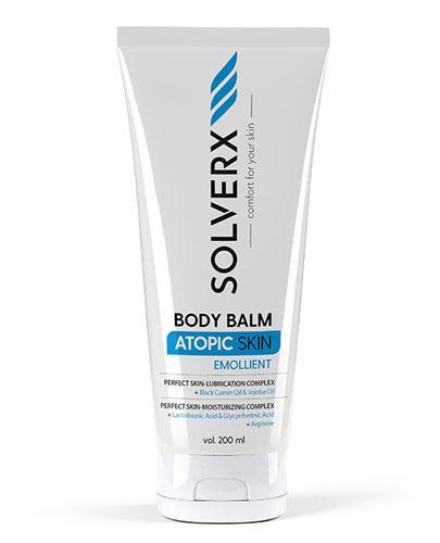 SOLVERX ATOPIC SKIN Balsam do ciała do skóry atopowej - 200 ml