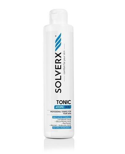SOLVERX ATOPIC SKIN Tonik do skóry atopowej - 200 ml