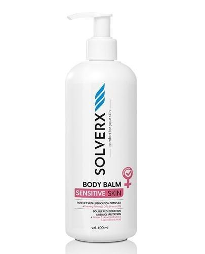 SOLVERX SENSITIVE SKIN FOR WOMEN Balsam do ciała do skóry wrażliwej - 400 ml