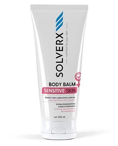 SOLVERX SENSITIVE SKIN FOR WOMEN Balsam do ciała do skóry wrażliwej - 200 ml