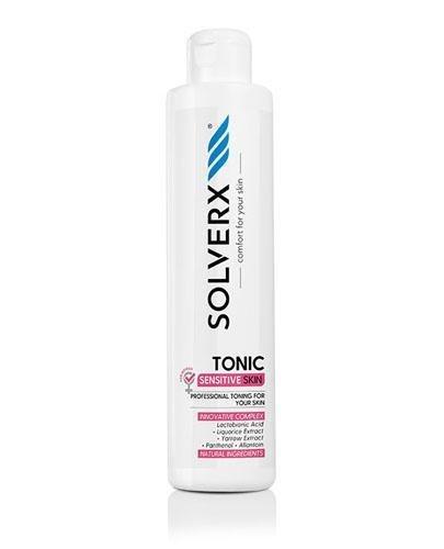 SOLVERX SENSITIVE SKIN FOR WOMEN Tonik do skóry wrażliwej - 200 ml Data ważności 2021.08.31 - Apteka internetowa Melissa