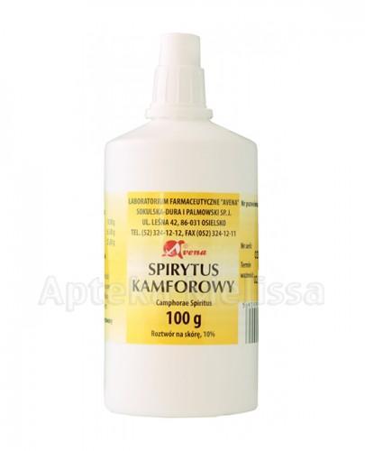 AVENA Spirytus kamforowy 10% - 100 g - Apteka internetowa Melissa