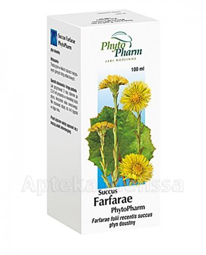 PHYTOPHARM SUCCUS FARFARAE płyn - 100 ml