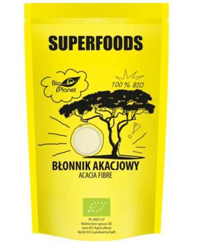 Superfoods Błonnik Akacjowy 100% Bio - 150 g - cena, opinie, właściwości - Apteka internetowa Melissa