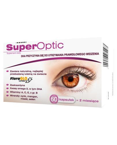 SUPEROPTIC - 60 kaps. - Drogeria Melissa