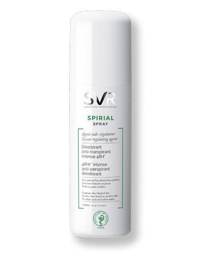 SVR SPIRIAL SPRAY Antyperspirant przeciw nadmiernej potliwości - 100 ml - Apteka internetowa Melissa