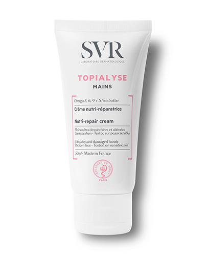 SVR TOPIALYSE Krem do rąk - 50 ml