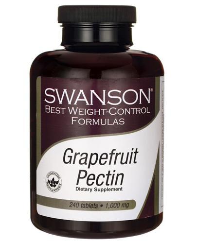SWANSON Pektyny Grapefruita - 240 tabl. - Apteka internetowa Melissa