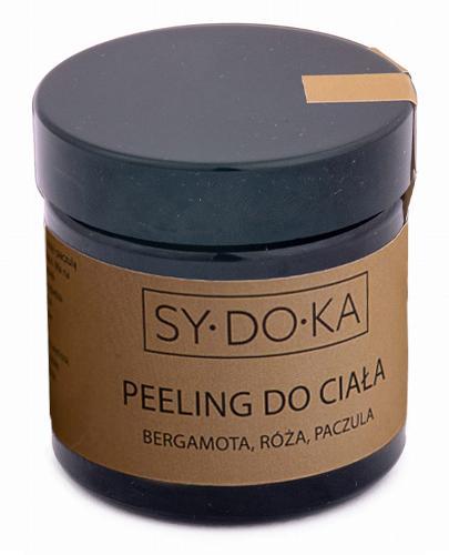 Sydoka Peeling do ciała - Bergamota, róża, paczula - 60 ml - cena, opinie, skład - Drogeria Melissa