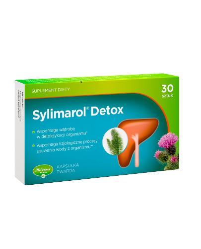 SYLIMAROL DETOX - 30 kaps. Na przemianę materii - cena, opinie, właściwości