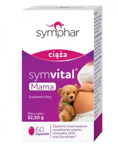 SYMVITAL MAMA - 60 kaps. - Drogeria Melissa