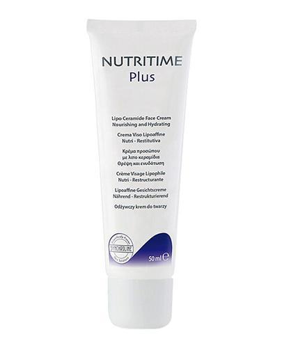 SYNCHROLINE NUTRITIME PLUS Krem odżywczy do twarzy - 50 ml  - Drogeria Melissa