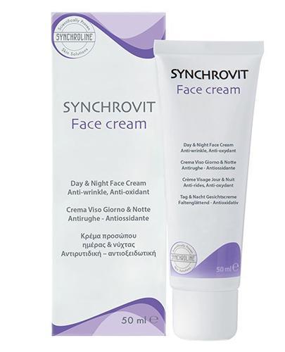 SYNCHROLINE SYNCHROVIT Krem do twarzy - 50 ml  - Drogeria Melissa
