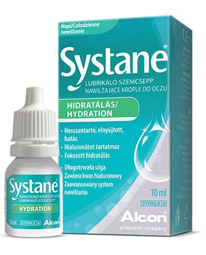 SYSTANE HYDRATION Krople do oczu - 10 ml - Apteka internetowa Melissa