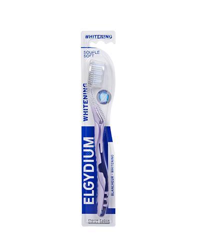 ELGYDIUM Whitening Microball Soft szczoteczka wybielająca - 1 szt. - Apteka internetowa Melissa