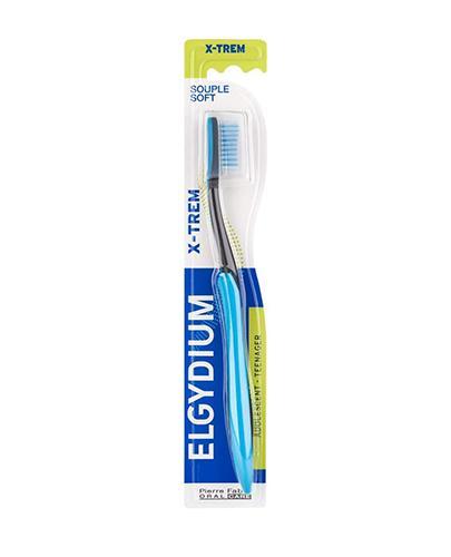 ELGYDIUM XTREM Soft szczoteczka do zębów dla młodzieży - 1 szt. - Apteka internetowa Melissa