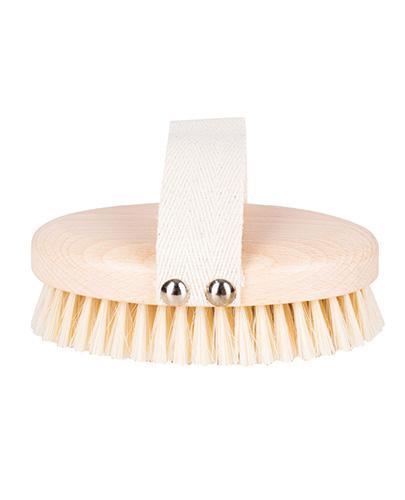 Szczotka do masażu/mycia ciała - miękkie włókno, wersja krótka - 1 szt. - cena, opinie, właściwości - Apteka internetowa Melissa