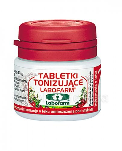 LABOFARM Tabletki tonizujące - 20 tabl.