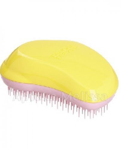 TANGLE TEEZER Szczotka do włosów żółto-różowa - 1 szt. - Apteka internetowa Melissa