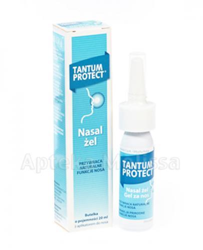 TANTUM PROTECT NASAL Żel - 20 ml   - Apteka internetowa Melissa
