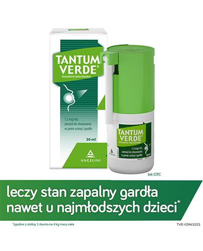 TANTUM VERDE Aerozol - 30 ml