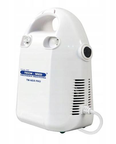 Tech-Med Inhalator kompresorowy TM-NEB PRO - 1 szt. - cena, opinie, właściwości - Apteka internetowa Melissa