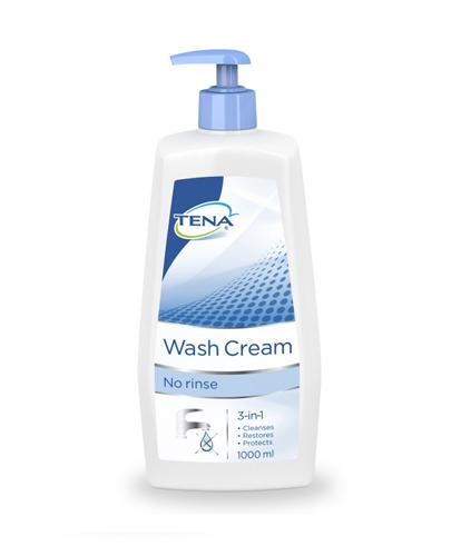 TENA WASH CREAM Krem do mycia - 1000 ml - Apteka internetowa Melissa