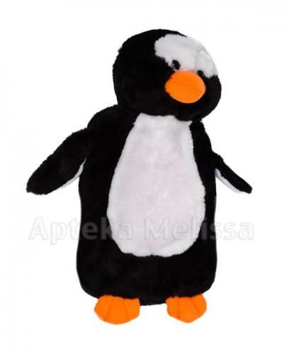 TERMOFOR SANITY 0,7l Gumowy w pokrowcu pingwin- 1 szt.