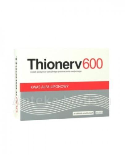 THIONERV 600mg  - 30 tabl. - Apteka internetowa Melissa