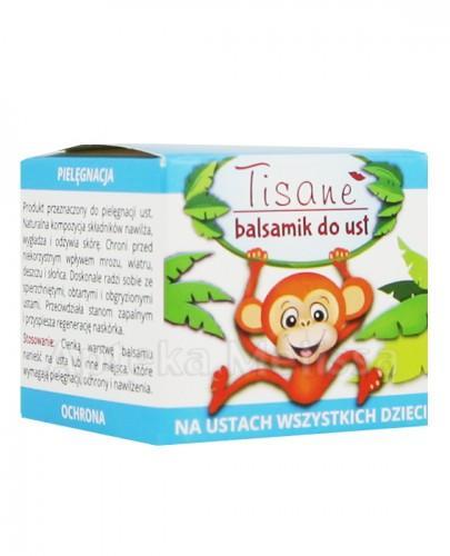 TISANE Balsamik do ust dla dzieci - 4,7 g