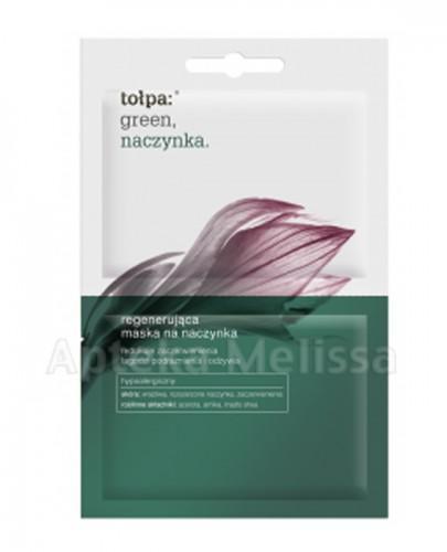 TOŁPA GREEN Maska regenerująca na naczynka -2 x 6 ml  - Apteka internetowa Melissa