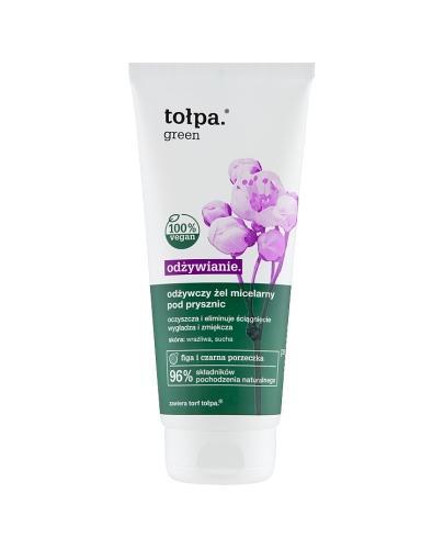 Tołpa Green Odżywczy żel micelarny pod prysznic - 200 ml - cena, opinie, właściwości  - Drogeria Melissa