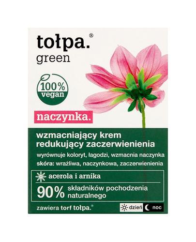 TOŁPA GREEN Regenerujący krem na naczynka - 50 ml - Apteka internetowa Melissa